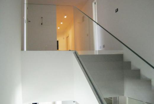 Le scale di vetro di Novavetro sono made in Italy